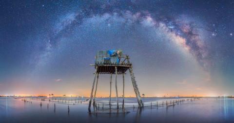 Kinh ngạc trước vẻ đẹp của 15 bức ảnh thiên văn được chụp tại Việt Nam