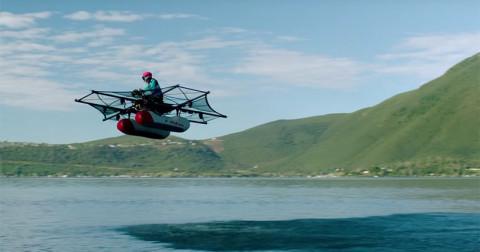 Kitty Hawk - Xe bay bằng điện có thể sẽ được bán vào cuối năm nay