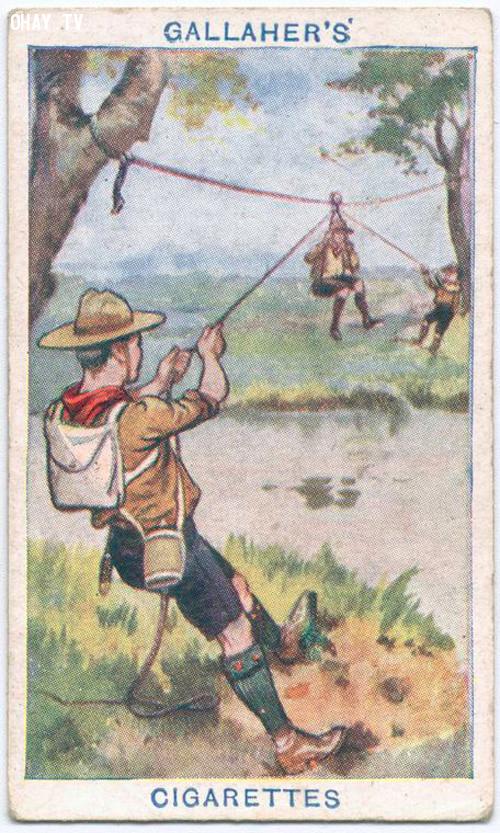 10. Mẹo vượt sông,kỹ năng sinh tồn,mẹo hay