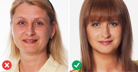 Thủ thuật tạo kiểu tóc đơn giản sẽ làm cho bạn trông trẻ ra thêm 5 tuổi