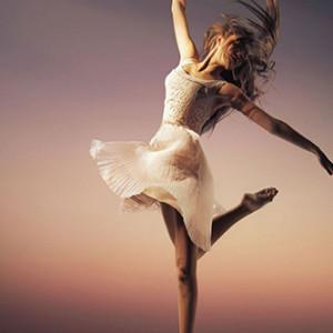 Cô gái nhảy múa