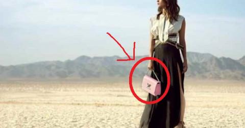 Bạn cầm túi xách tay trái hay tay phải? Tôi sẽ nói cho bạn biết mức độ giàu có của bạn