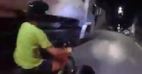 Màn rượt đuổi của cảnh sát Brazil gay cấn hơn cả phim hành động