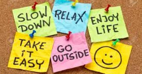 50 Cách để thư giản giảm stress hiệu quả không tốn tiền!