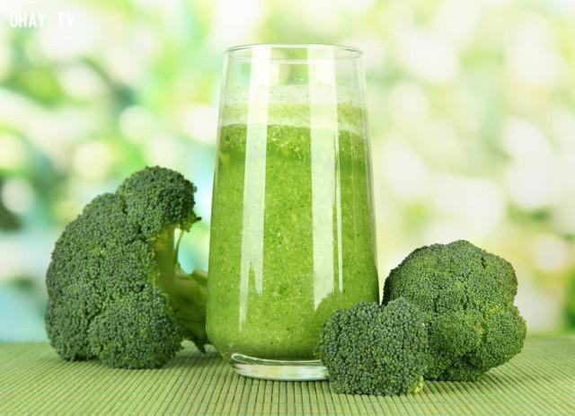 4. Súp lơ xanh ,ăn gì để đẹp da,chăm sóc da,cách để trẻ lâu,thực phẩm tốt cho sức khỏe,ngăn ngừa lão hóa