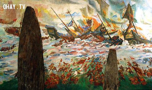 19. Đội quân xâm lược hùng mạnh nhất từng bị đánh bại bởi quân dân Đại Việt,quá khứ