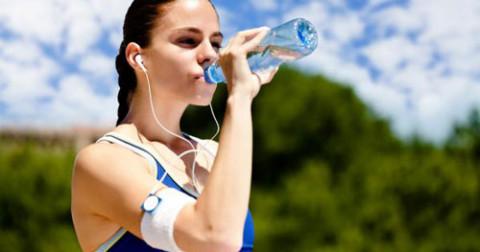 Bạn đã biết cách uống nước hay chưa?