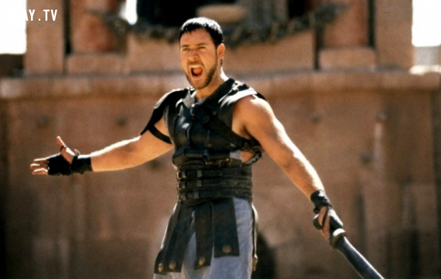 10. Gladiator (tựa Việt: võ sĩ Giác đấu),phim hay,phim cảm động