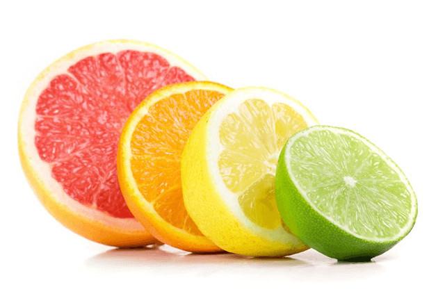 6. Quả cam, chanh ,trị mụn,ăn gì để hết mụn,chăm sóc da,trị vết thâm do mụn
