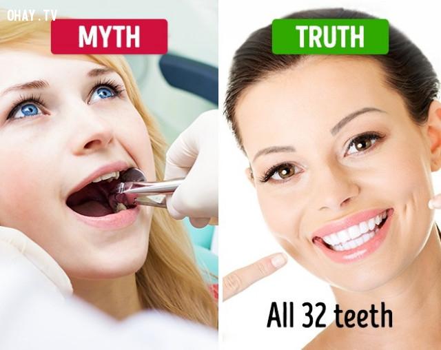 Bạn phải loại nhổ răng khôn,vệ sinh răng miệng,đánh răng,phòng sâu răng,đau răng,mọc răng khôn