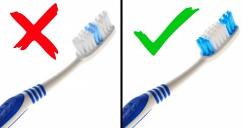 10 sai lầm khi chăm sóc răng miệng mọi người thường mắc phải