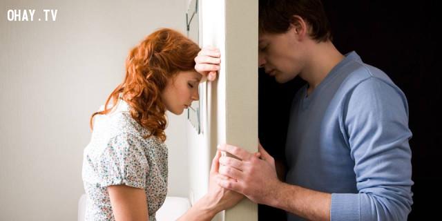 8. Nếu mắc sai lầm thì hãy dũng cảm thừa nhận và xin tha thứ,