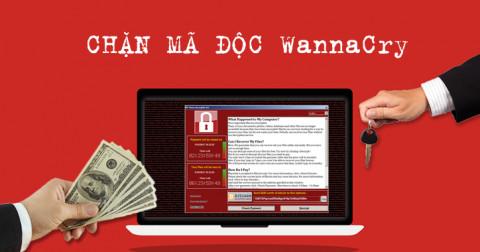 Cách ngăn chặn mã độc WannaCry trên máy tính của bạn