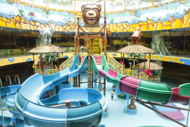 1. Công viên nước Vinpearl Park Royal City Hà Nội,công viên giải trí,du lịch việt nam