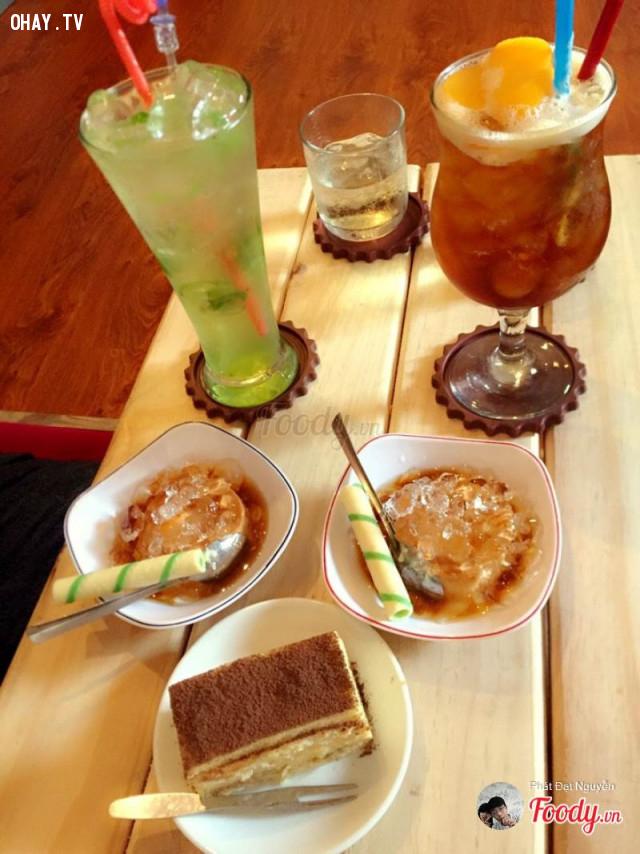 1. Đồng Hoa - Cafe và Bánh Âu - 158/29A Nguyễn Việt Hồng,cần thơ,du lịch cần thơ,ăn gì ở cần thơ
