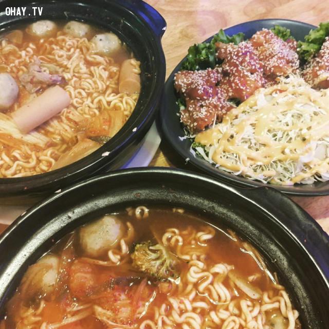 2. Quán Itada - Ẩm thực Hàn Quốc - số 116B đường 3/2,cần thơ,du lịch cần thơ,ăn gì ở cần thơ