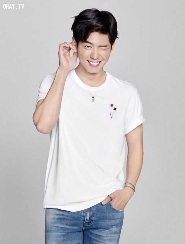 #4- Park Bo Gum,
