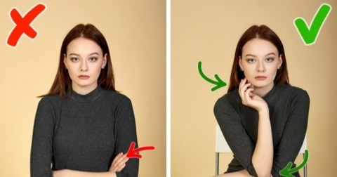 12 lỗi tạo dáng chụp ảnh bạn cần tránh