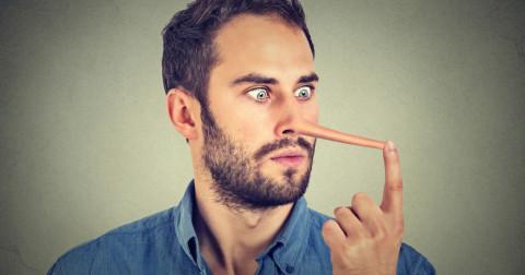 4 đặc trưng lớn của những anh chàng thích nói dối