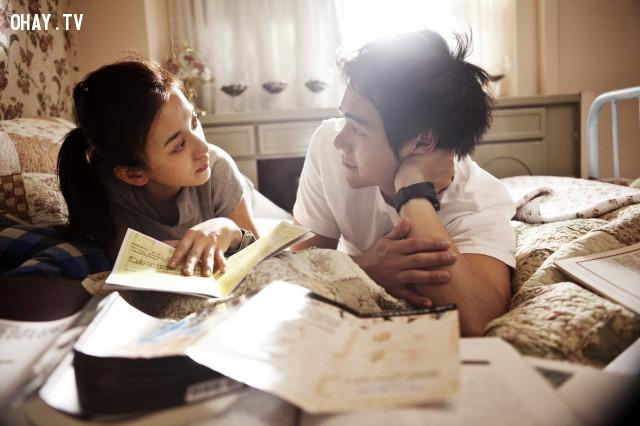 5. Nghe nói - 2009,phim hay,phim cảm động,phim trung quốc