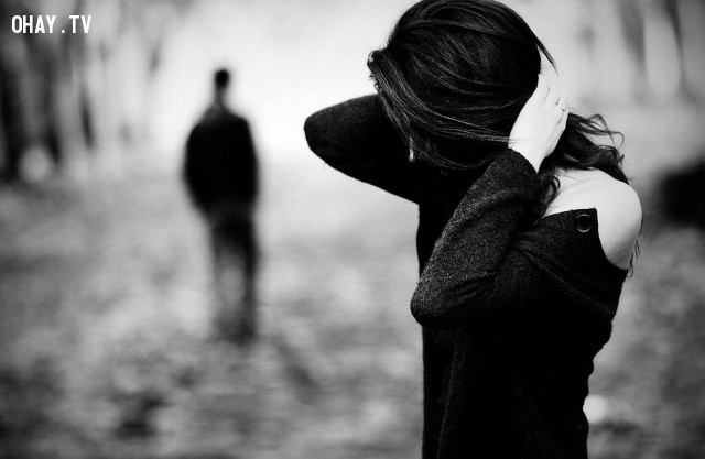Người phụ nữ không thèm quan tâm đến anh ta,tình yêu,đàn ông