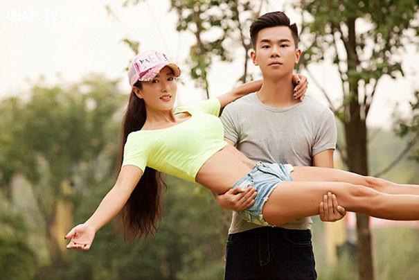 50 tuổi có thể trông trẻ như tuổi đôi mươi? Chắc chắn có thể. Cô Liu Yelin sau đây là bằng chứng.,cách để trẻ lâu