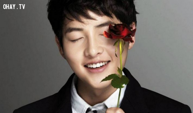 9. Song Joong Ki,kpop,kiếm tiền