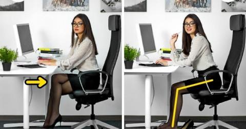 6 cách để bảo vệ sức khoẻ của bạn khi làm việc trong văn phòng