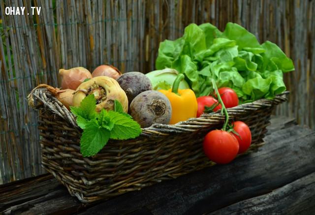 3. Ăn nhiều rau xanh ,cách ngủ ngon,cải thiện giấc ngủ,bệnh mất ngủ
