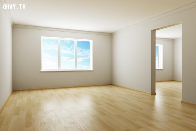 Bạn quyết định chuyển ra ở riêng, nhưng nhà mới trống không, bạn muốn mua gì trước tiên?