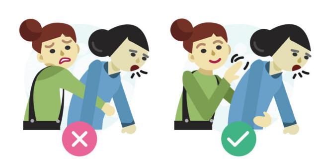 Sai lầm #6: Sơ cứu cho người bị nghẹt thở,sơ cứu,sai lầm cần tránh