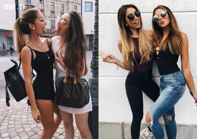 2. Yêu những tính cách ngờ nghệch của bạn,bạn thân,bạn xã giao,tình bạn,sự khác biệt