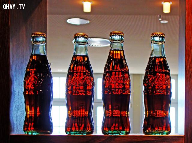 1. Coca-Cola,những điều thú vị trong cuộc sống,có thể bạn chưa biết