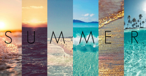 Đừng lãng phí mùa hè này