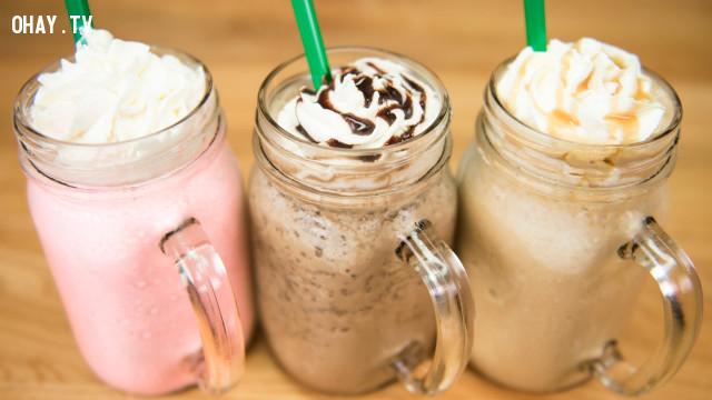 Chọn một nguyên liệu chính trong cốc đồ uống của bạn: