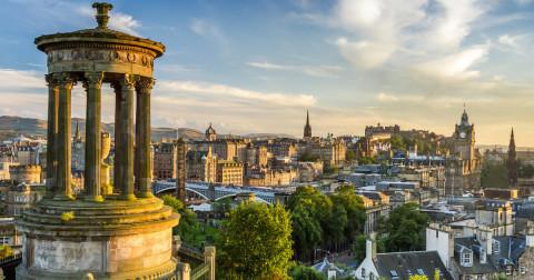 """10 địa điểm để """"lạc trôi"""" ở Edinburgh"""