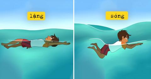 Làm gì khi lênh đênh giữa biển khơi?