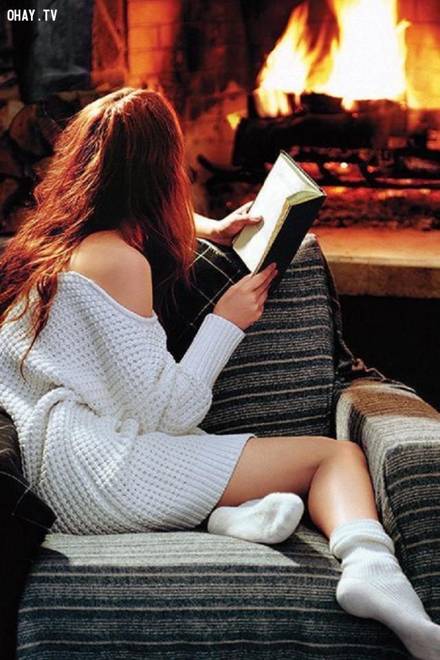 Đọc sách mỗi ngày,