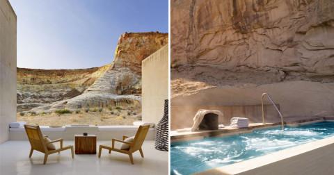10 khách sạn trên sa mạc nổi tiếng nhất thế giới