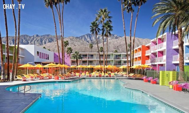 The Saguaro, Palm Springs,