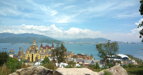 Review khu ZOO của Vinpearl Nha Trang