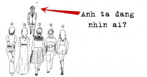 Trắc nghiệm dành cho nam giới: Trong 5 cô gái này, bạn chọn ai?