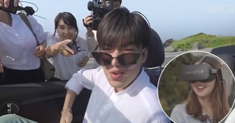 Fan Lee Min Ho hẳn sẽ thích chiếc kính thực tế ảo này lắm