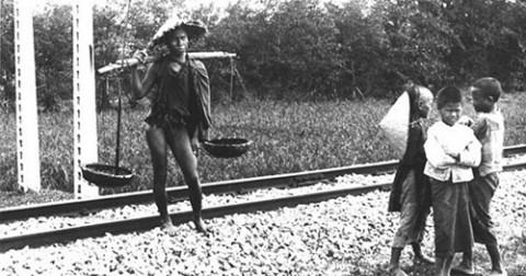 Đây là cuộc sống ở Việt Nam 100 năm trước