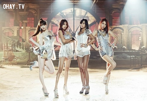 Give it to me ra đời,sistar,kpop