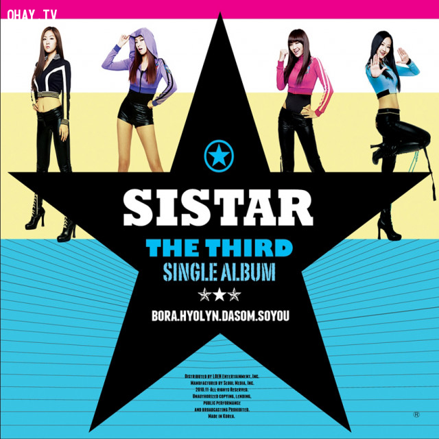 Single How Dare You ra mắt,sistar,kpop