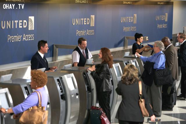 Nhân viên an ninh tại cổng sân bay có nhiều sức ảnh hưởng hơn bạn tưởng,ngành hàng không,tiếp viên hàng không,đi máy bay