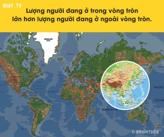,bản đồ,những điều thú vị trong cuộc sống,có thể bạn chưa biết