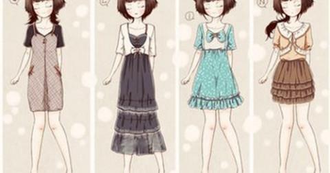 Cách chọn trang phục tiết lộ mức độ tự tin của bạn