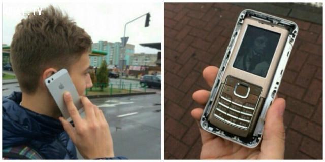 5. Dù sao thì mình cũng đang dùng iPhone đó nha. Ahihi!,sống ảo,chụp ảnh tự sướng